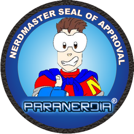 NerdMaster Seal of Approval